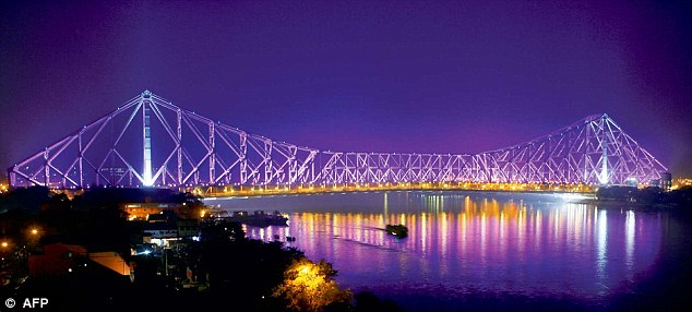 Howrah Bridge 1