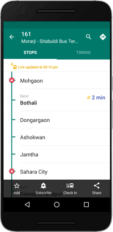 Nagpur-live-bus-timings